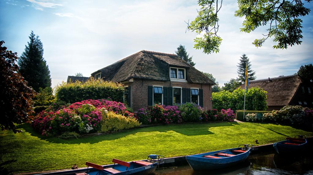 Tag på opdagelse i Holland